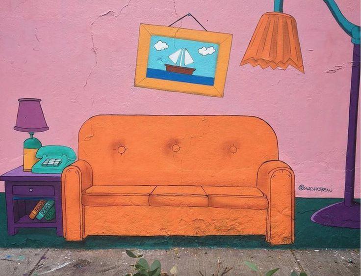 Achcrew & Francmun & Jenaro_visualcraft & Juicy_colors in Colonia Condesa, Cuauhtémoc, Mexico, 2017