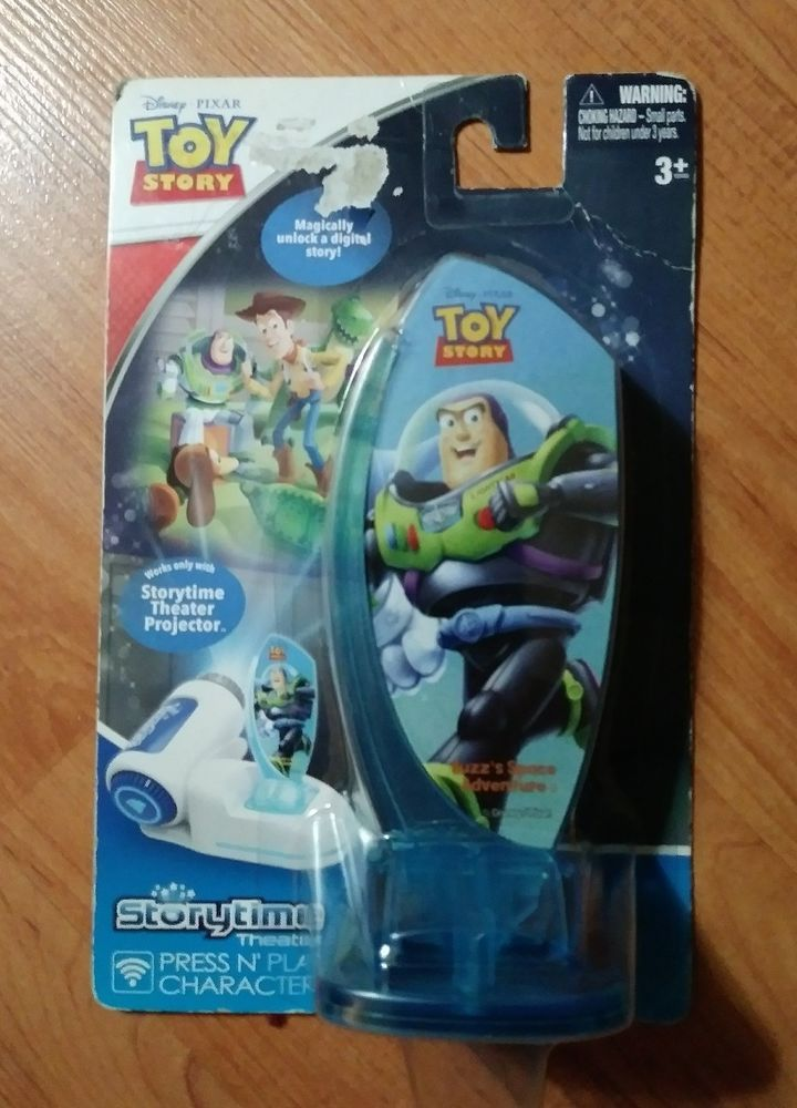 Other Interactive Toys Nip Storytime Theater Disney Pixar Toy Story Buzz Lightyear Press N Play Cheapest Price From Our Site