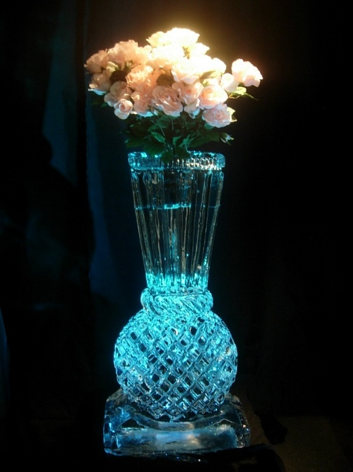 Ice Carvings and Ice Art - Ice Sculpture Designs: Ice Sculpture