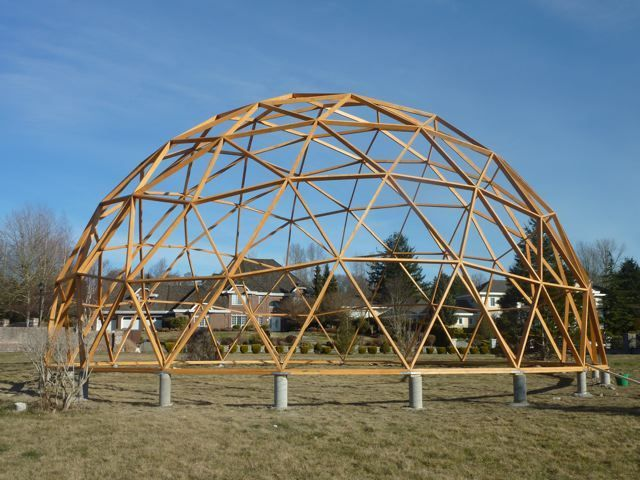 How To Build Your Own Geodesic Greenhouse and Become Food Secure Today!