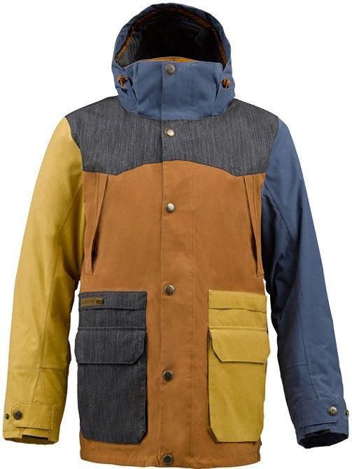 Burton Hellbrook Jacket nel negozio online Blue Tomato