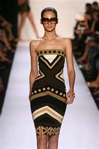 Tribal Fashion - African inspired fashion