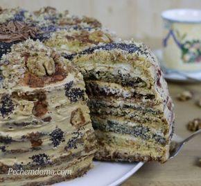 Торт «Дамский каприз» | Pechemdoma.com