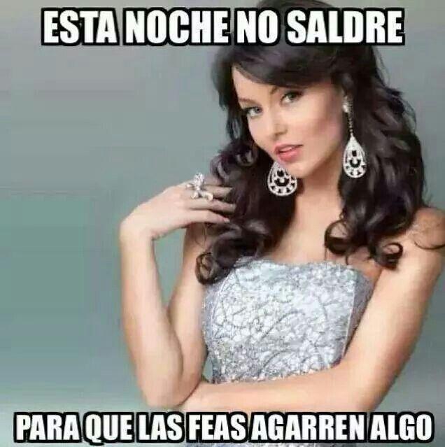 Para Las Feas.....