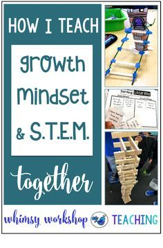 Teach STEM engineering challenges and Growth Mindset activities together using fairy tale partner plays (free STEM posters download)