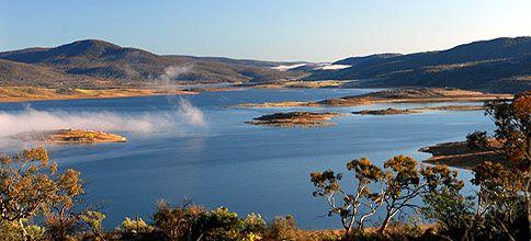 Lake Jindabyne - another Australian favourite