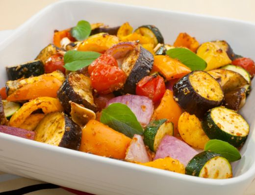 Ψητά Λαχανικά Στη Γάστρα | Misswebbie.gr
