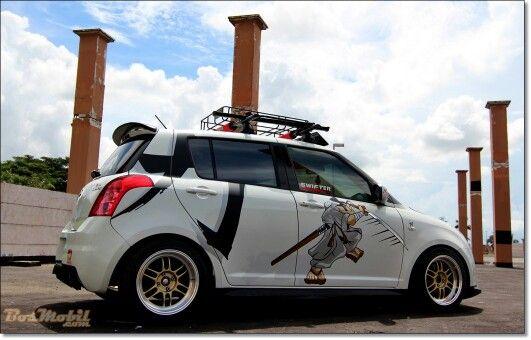 Suzuki swift...