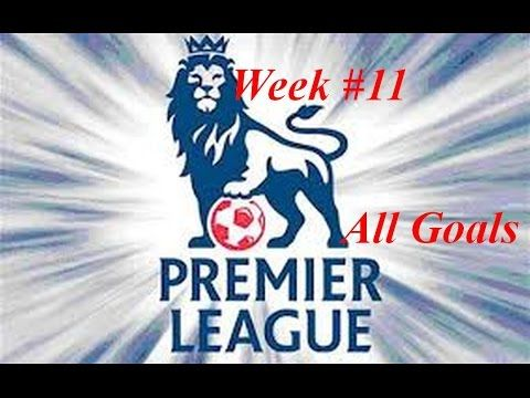 Premier League 16 17 EPL All Goals WEEK #11 October Arsenal Man City Liverpool Premier League 16 17 EPL All Goals WEEK #11 October Arsenal Man City Liverpool Watch Premier League All Goals - Goal HD EPL 16/17 Week 11 - All goals HD EPL 2016/2017 All goals Bournemouth 1-2 Sunderland Burnley 2-2 Crystal Palace Manchester City 1-1 Middlesbrough West Ham United 1-1 Stoke City Chelsea Londyn 5-0 Everton FC Swansea City AFC 1-3 Manchester United Leicester City FC 1-2 West Bromwich Albion Hull City…