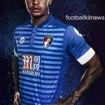 Blue Bournemouth Away Kit 2016-17   AFCB JD Alternate Jersey 16-17
