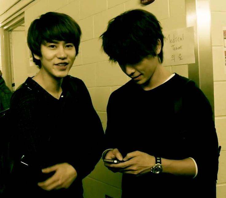 Super Junior - Kyuhyun & Donghae <3