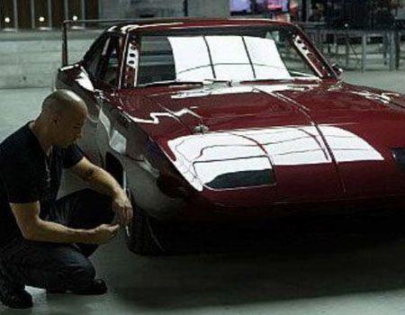 Vin diesel car on tokyo drift videolar?