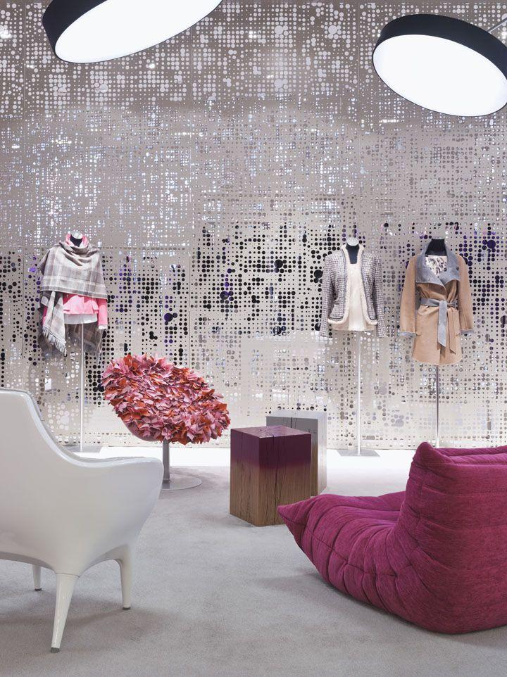 Basler Showroom by Blocher Blocher Partners, Düsseldorf