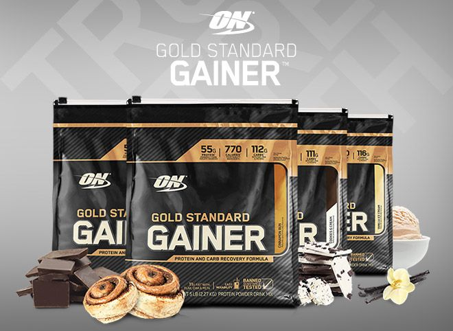 Optimum Nutrition Gold Standard Gainer at Bodybuilding.com - Best Prices on Gold Standard Gainer!