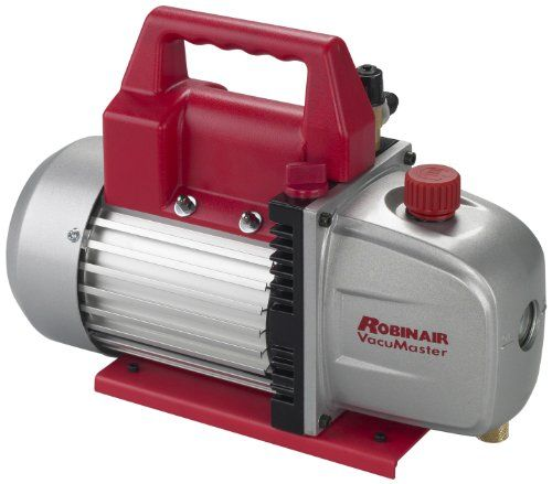Robinair (15500) Vacumaster Economy Vacuum Pump - 2-Stage, 5 Cfm, 2015 Amazon Top Rated Air Conditioning Tools & Equipment #AutomotivePartsandAccessories
