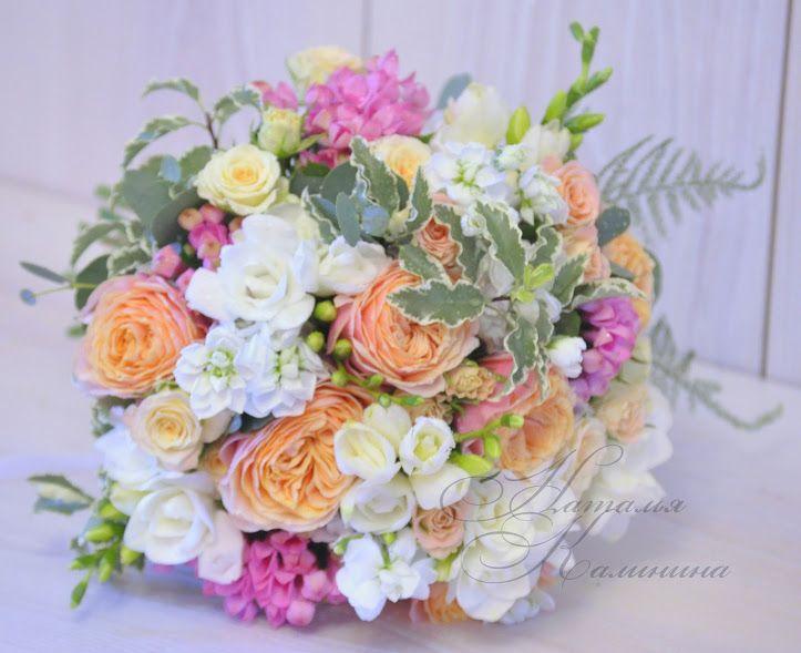 Букет невесты, свадебный букет невесты заказать 36
