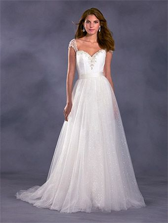 Alfred Angelo Bridal Style 282 from Disney Fairy Tale Wedding Dresses