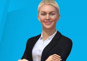 Amelia robot, segretaria instancabile con un cervello artificiale