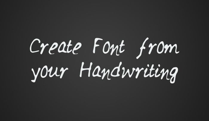 Handwriting fonts add human touch wherever they're used. There are many free font sites where you can find professional handwritten fonts for your need. But ...