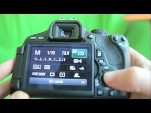 "Cannon T3i ""How to"" tutorial.  A lot of people are getting cameras like this but don't know how to use it.  Here is a tutorial that will give general ideas about the use of a camera."