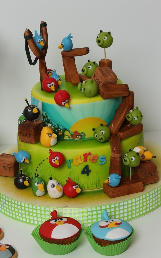 39 best Angry Birds images on Pinterest Bird party Angry birds