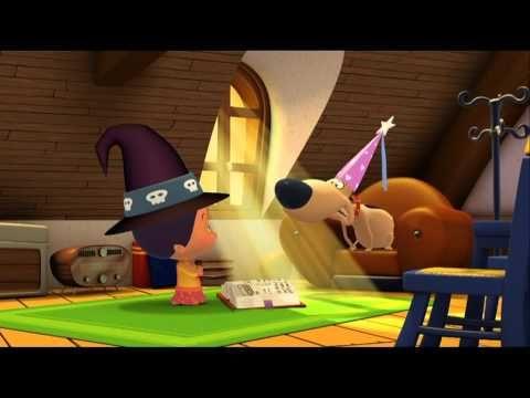 6 min 31 - Grabouillon Les apprentis sorciers - YouTube