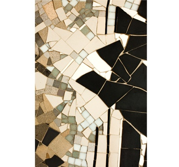 Margo Lewers, untitled c.1955, ceramic tiles