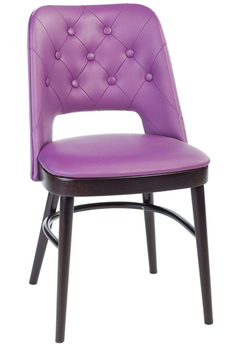 35 best sillas tapizadas de hosteler a images on pinterest for Sillas para restaurante