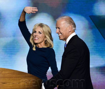 Joe Biden Wife   Joe Biden Wife And Daughter Joe biden's wife jill biden.