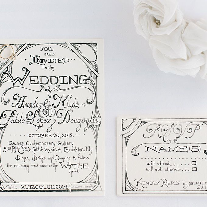 171 best wedding invitations images on Pinterest Invitation ideas - wedding invitation samples australia