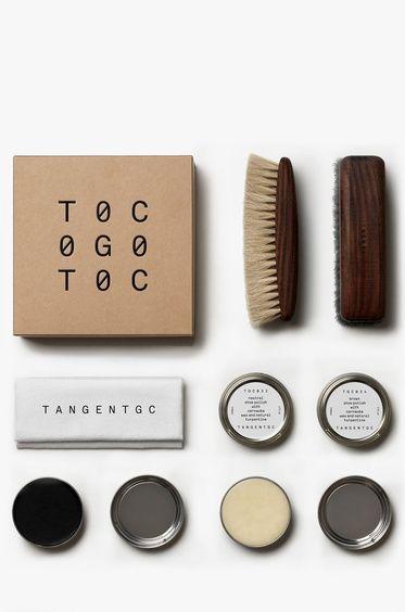 GC Tangent - Tangent GC Big Shoe Care Set