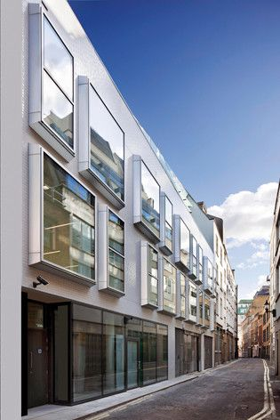 Gallery of Office Building in Soho / Wilkinson Eyre Architects - 10