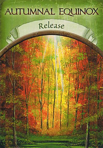 AUTUMNAL EQUINOX (Release) - Earth Magic Oracle Cards