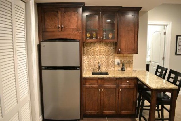 17 Best Ideas About Basement Kitchenette On Pinterest