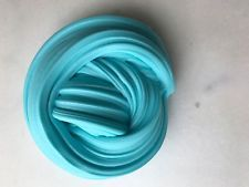 "Teal Fluffy Slime - Fresh Scented 5oz. ""Watch Video"""