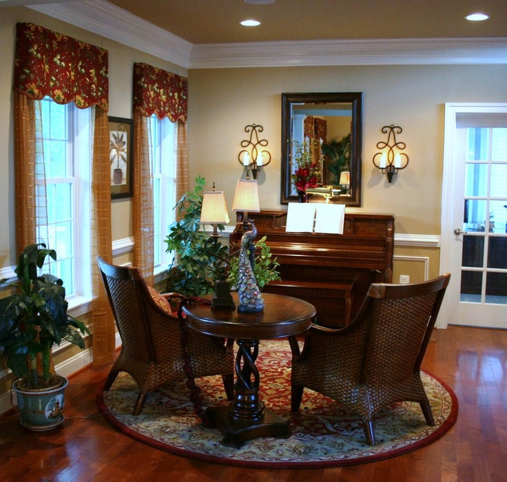 grandly elegant to the sharply contemporary  from a crisp  uncluttered  hallway to a cosy family living area a piano can be the focal point of any  room 130 best Beautiful Piano Rooms images on Pinterest   The piano  . Piano Dining Room Table. Home Design Ideas