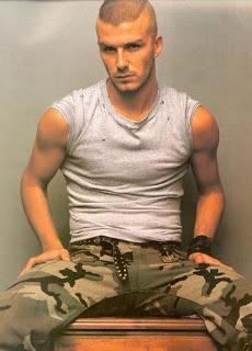 Military Crew Cut | ... , Mohawk, Faux Hawk, Messy Hairstyle: David Beckham Army Crew Haircut
