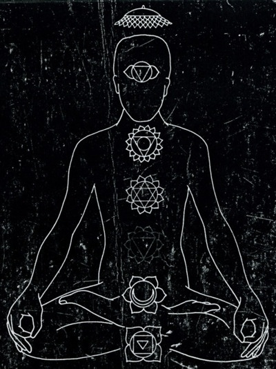The sacred geometry of the chakras. ~ETS