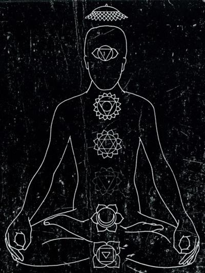 Chakra sacred geometry