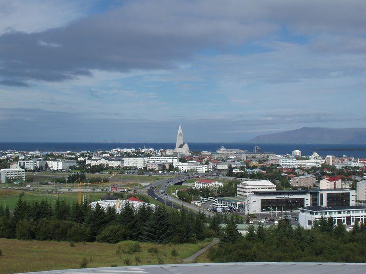 Overview Reykjavik