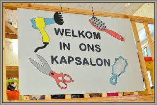 Annelies' blog, kleuterjuf in spé...: DE KAPPER (2KK)