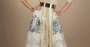 Vente de caftan marocain de mariage style moderne, boutique de caftan et takchita haute couture pas cher : achat et location