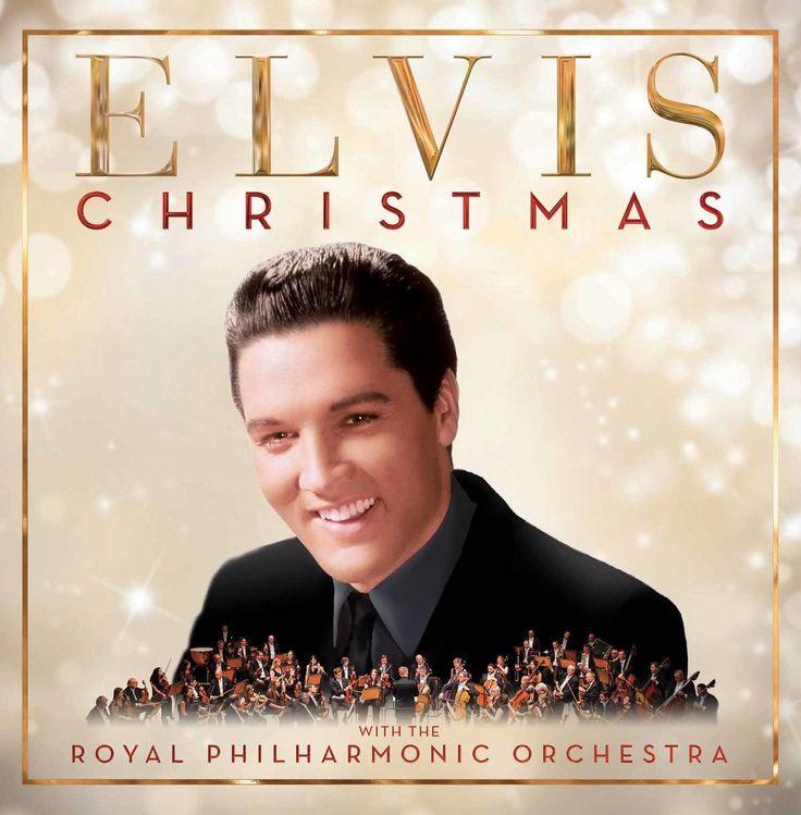 Elvis Christmas - Elvis Presley And The Royal Philharmonic Orchestra - Nombre de titres : 13 titres -   Référence : 00059917  #CD #Musique #Cadeau #Vacance #Chalet