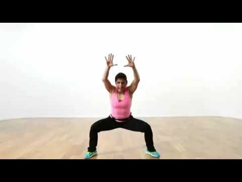 Cardio - Your Best, Sweaty Self by Ilyse Baker - YouTube