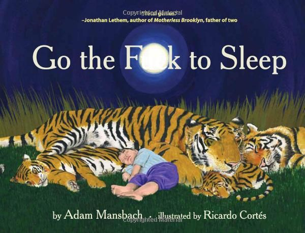 The bedtime book for parents.