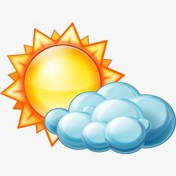 Pronostico del tiempo, El Tiempo, Previsiones, Parcialmente Nublado Imagen PNG