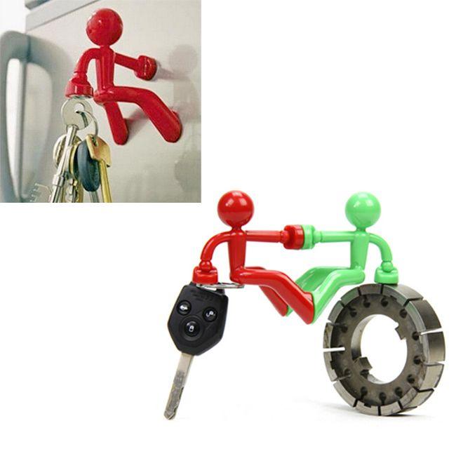 Cheap Walk pared muchacho llaves anillo colgando de los niños regalo creativo juguetes magnéticos llavero, Compro Calidad Llaveros directamente de los surtidores de China:             Camine con paredes de las llaves colgando del muchacho de los niños regalo creativo Juguetes Imán magnético