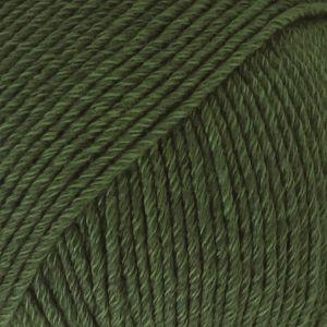 DROPS Cotton Merino 22 dark green
