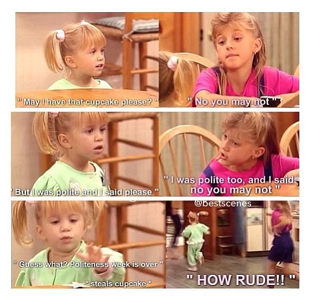 Full house was a funny show!