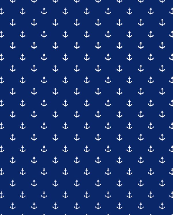 Anchors Aweigh! - free printable anchor pattern